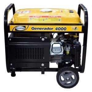 HC56006 - Generador Electrico Portatil Monfasico De 3800W Evans G40MG0750TH - EVANS