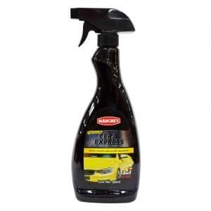 HC41542 - Cera Express Liquida Con Atomizador 600Ml Margrey 0416-01-218 - MARGREY