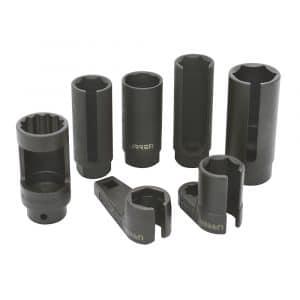 HC131129 - Juego De 7 Ddados Para Sensores De Oxigeno Urrea 2330S