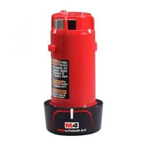 HC102759 - Bateria Ion Litio  4V 2.0AH Milwaukee 48-11-2001 - MILWAUKEE