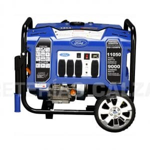 HC104270 - Generador FG11050Pe 11050W 9000W Ford Arranque Electrico - FORD