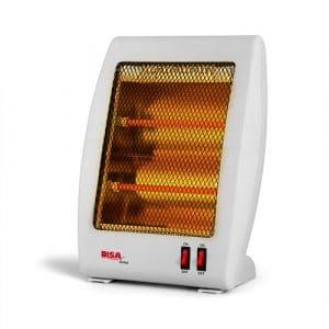 HC126279 - Calefactor Electrico 19-05-0-134 127V Disa Cuarzo 2 Niveles - DISA HOME