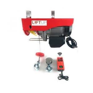 HC140404 - Polipasto Electrico De Cable Lift Up 0.2T-0.4T 12M Control Remoto - LIFTUP