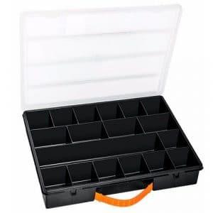 HC16829 - Organizador 18 Compartimentos Org-18 Truper 11825 - TRUPER