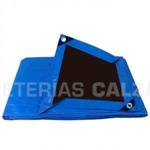 HC74447 - Lona Polietileno Azul 3X4 M Bull Power - GENERICO