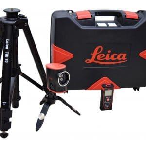 HC92890 - Juego Medidor Laser Leica Disto D210 + Lino L2 - LEICA