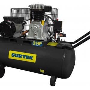 HC92969 - Compresor De Aire 3HP 100L Surtek COMP6100A - SURTEK