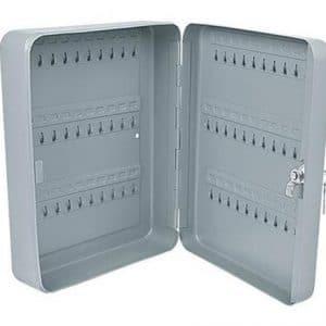 HC94410 - Caja Metalica Para Llaves De 60 Ganchos Hermex 43069 - HERMEX
