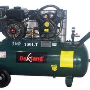 HC95281 - Compresor CG-7010 7HP 125Psioakland 100L 4T A Gasolina - OAKLAND