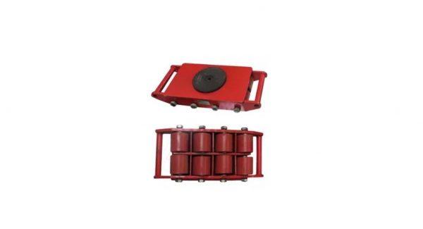HC96075 - Patin Para Mover Carga Tipo-A 12T Weston M-02130 - WESTON