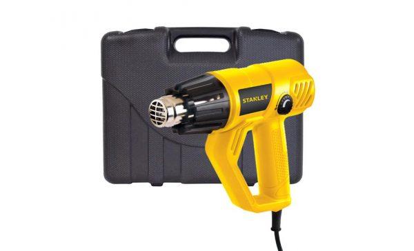 HC96108 - Pistola De Calor Con Estuche 1800W Stanley STXH2000K-B3 - STANLEY