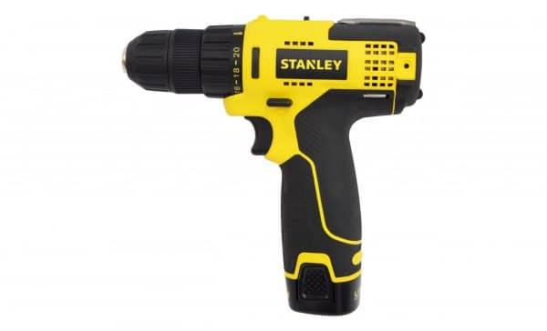 HC96111 - Taladro Inalambrico Mandril 3/8 12V Stanley STDC012-B3 - STANLEY