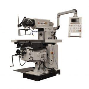 HC96681 - FRESADORA UNIVERSAL FU125035-1600RPM FOLLOW 250MM - NO BORRAR