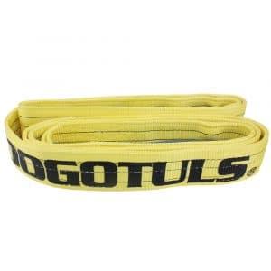 HC102855 - Banda Plana Poliester Ojo-Ojo 3T 6M HK5503 Dogotuls - DOGOTULS