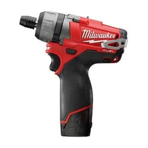 MIL2402-22 - Destornillador Inalambrico 12V 1700Rpm Milwaukee 2402-22 - MILWAUKEE