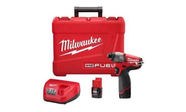 MIL2453-22 - Llave De Impacto Inalambrico 1/4 Milwaukee 2453-22 - MILWAUKEE