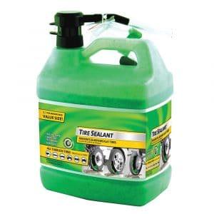 HC130046 - Slime sellador de emergencia para llantas de coches con bomba 1 GAL Mod. 10163 - SLIME