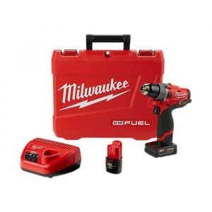 HC111320 - Atornillador 1/2 M12 Fuel Kit Milwaukee 2503-22 - MILWAUKEE