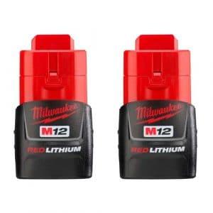 HC90713 - Bateria Litio Compacta 2PZ M12 Milwuakee 48-11-2411 - MILWAUKEE