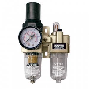 - Filtro regulador y lubricador de aire 1/2 NPT Urrea UPWL4