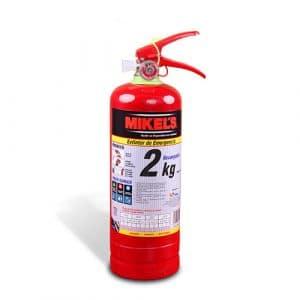 HC117068 - Extintor De Emergencia Recargable 2 Kgs Mikels EE-2